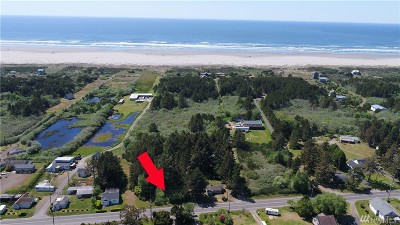 Grays Harbor County Residential Lots & Land For Sale: Sr 105