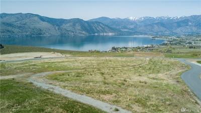 Chelan, Chelan Falls, Entiat, Manson, Brewster, Bridgeport, Orondo Residential Lots & Land For Sale: Merlot Lane