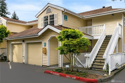 Bellevue Condo/Townhouse For Sale: 2640 118th Ave SE #7-303
