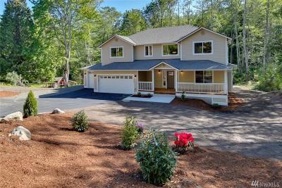 Hansville Single Family Home For Sale: 36390 Hood Canal Dr NE