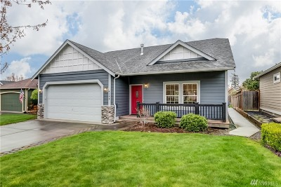 Bellingham WA Single Family Home For Sale: $410,000