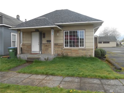 Lewis County Single Family Home For Sale: 318 E Main St