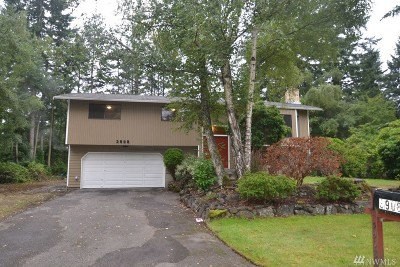 Gig Harbor Single Family Home For Sale: 3908 56th St Ct E