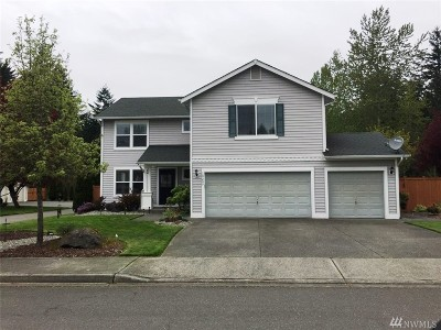 Pierce County Single Family Home For Sale: 10207 198th Ave E