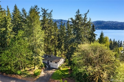 Sammamish Single Family Home For Sale: 19309 SE 21st St