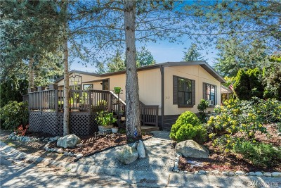 Bothell Single Family Home For Sale: 12627 NE 199th St