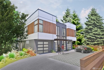 Seattle Residential Lots & Land For Sale: 3914 S Brandon St
