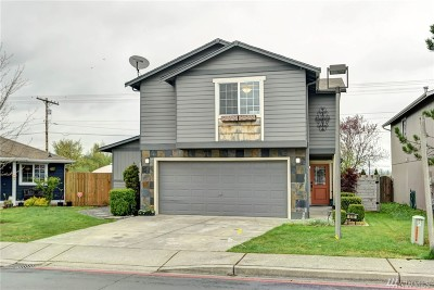 Marysville Condo/Townhouse For Sale: 4311 151st Place NE
