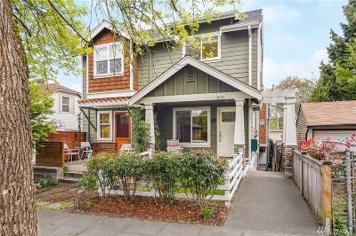 Seattle, Bellevue, Kenmore, Kirkland, Bothell Single Family Home For Sale: 2820 E Spring St