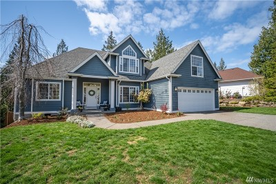 Bellingham Single Family Home For Sale: 1973 Edgefield Dr