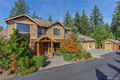 Bellingham Single Family Home For Sale: 3609 Chandler Pkwy
