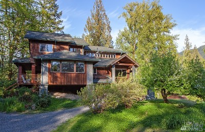 Deming Single Family Home For Sale: 5620 Williams Lake Rd