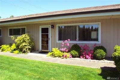 Thurston County Condo/Townhouse For Sale: 3506 Pifer Rd SE #15