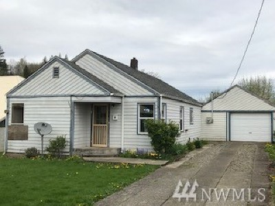 Lewis County Single Family Home For Sale: 124 Hazel St