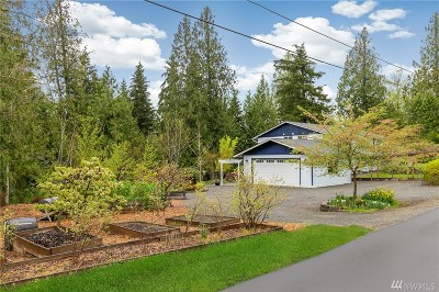 Snoqualmie Single Family Home For Sale: 37728 SE 86th St