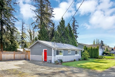 Nooksack Single Family Home Sold: 310 W 3rd St