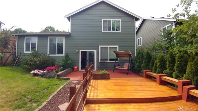 Thurston County Single Family Home For Sale: 2207 Crestwood Place