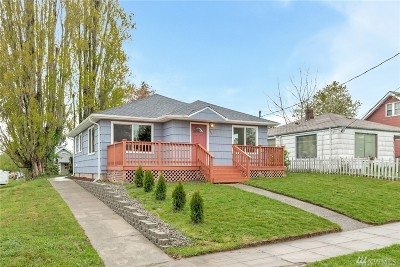 Pierce County Single Family Home For Sale: 1431 S 43rd St