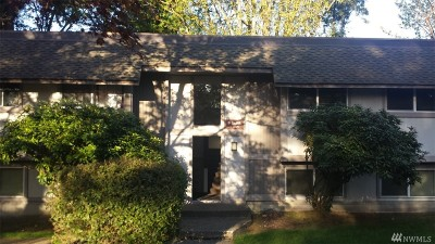 Federal Way Condo/Townhouse For Sale: 4601 SW 320th St #B6
