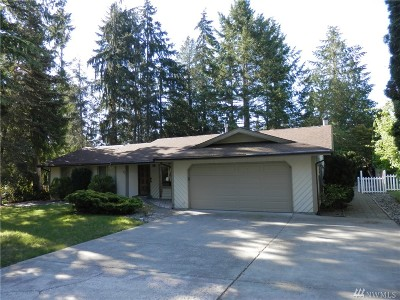 Silverdale Single Family Home Pending Inspection: 4573 NW Cascade St
