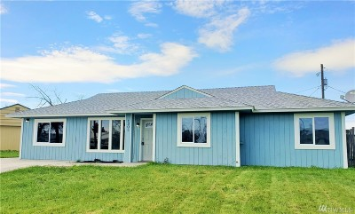 Moses Lake Single Family Home For Sale: 1205 Arlington Dr