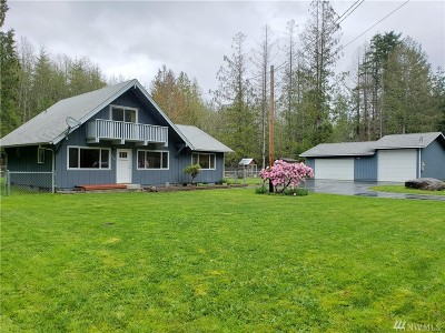 Single Family Home For Sale: 280 E Ballycastle Wy