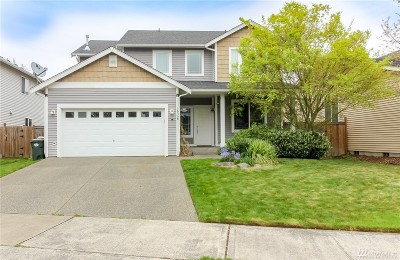 Yelm Single Family Home For Sale: 16308 Greenbrier St SE