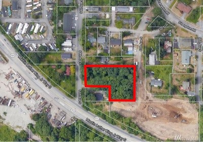 Seattle Residential Lots & Land For Sale: 13100 64th Ave S