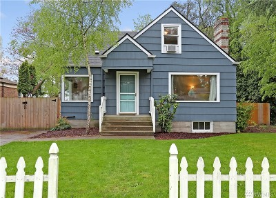 Burien Single Family Home For Sale: 127 SW 143rd St