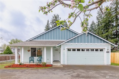 Thurston County Single Family Home For Sale: 1745 53rd Lp SE