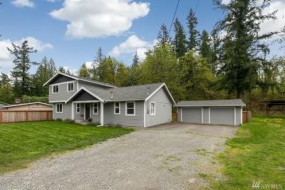 Kent Single Family Home For Sale: 19509 SE Covington Sawyer Rd