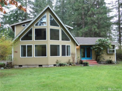 Pierce County Single Family Home For Sale: 764 Fox Island Blvd