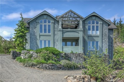 Port Ludlow Single Family Home For Sale: 224 Mats View Terr