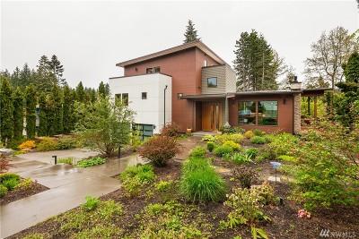 Bellevue Single Family Home For Sale: 3100 128th Ave NE