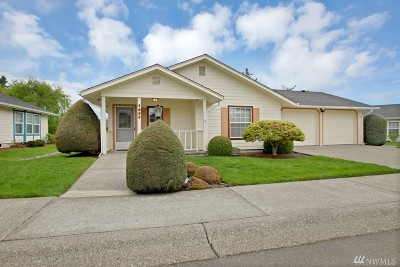Centralia Single Family Home For Sale: 1233 Searle Dr