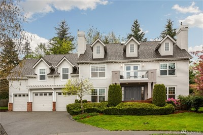 Bellevue Single Family Home For Sale: 6082 167th Ave SE