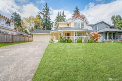 Kirkland Single Family Home For Sale: 14109 81st Place NE