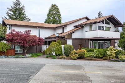 Seattle Multi Family Home For Sale: 14320 Roosevelt N