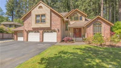 Woodinville Single Family Home For Sale: 18116 NE 201st Dr