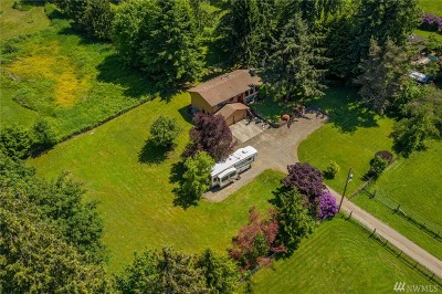 Snohomish Single Family Home For Sale: 6711 60th St SE