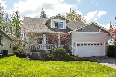 Bellingham Single Family Home For Sale: 3812 Keystone Wy