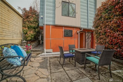 Seattle Single Family Home For Sale: 4629 S Holly St