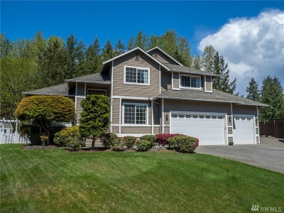 Snohomish Single Family Home For Sale: 13809 60th St SE