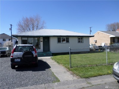 Moses Lake Single Family Home For Sale: 1308 N Buell Dr.