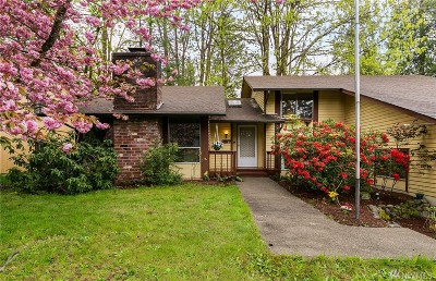 Olympia Single Family Home For Sale: 2517 18th Ave NW