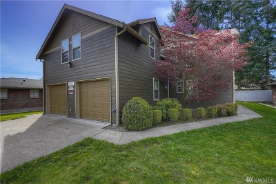 Tacoma Single Family Home For Sale: 716 127th St S