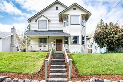 Tacoma Single Family Home For Sale: 4314 N Huson St