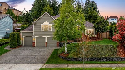 Puyallup Single Family Home For Sale: 4010 Crystal Ridge Dr SE
