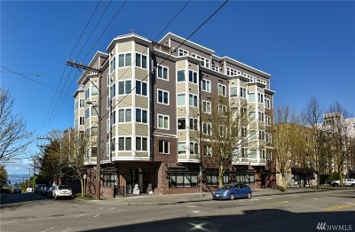 Seattle Condo/Townhouse For Sale: 4847 California Ave SW #304