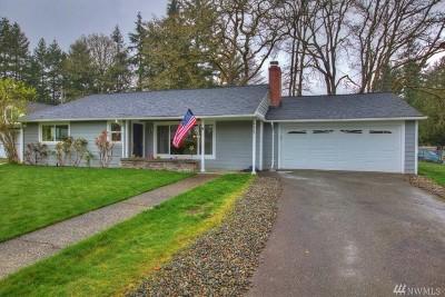 Lakewood Single Family Home For Sale: 8609 John Dower Rd SW